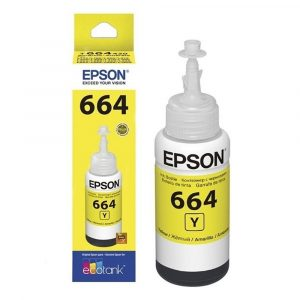 BOTELLA EPSON T664420-AL AMARILLO P/L355/380/395