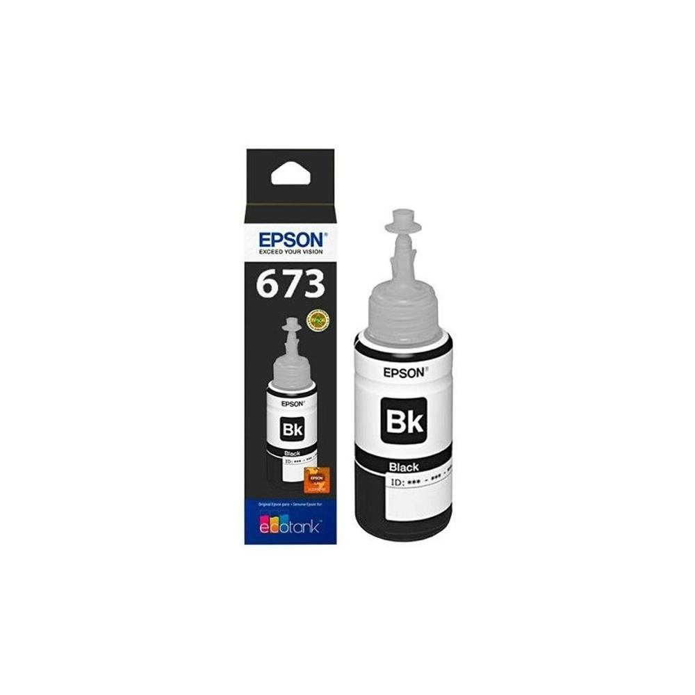 BOTELLA EPSON T673120-AL NEGRO P/L800/805/L1800