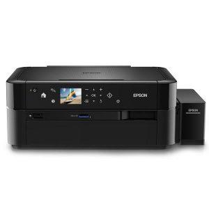 Impresora Epson Multifuncion Ecotank L850 C11Ce31303 Sistema Continuo Wifi Pantalla 27