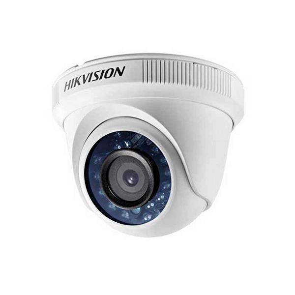 Camara Hikvision Analogica Turret 1080p Lente 28mm Ir 20mtrs.