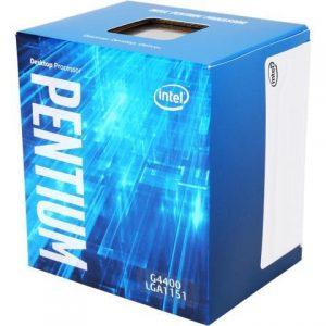 CPU INTEL PENT G4560 S1151 + FAN INTEL E97379-003
