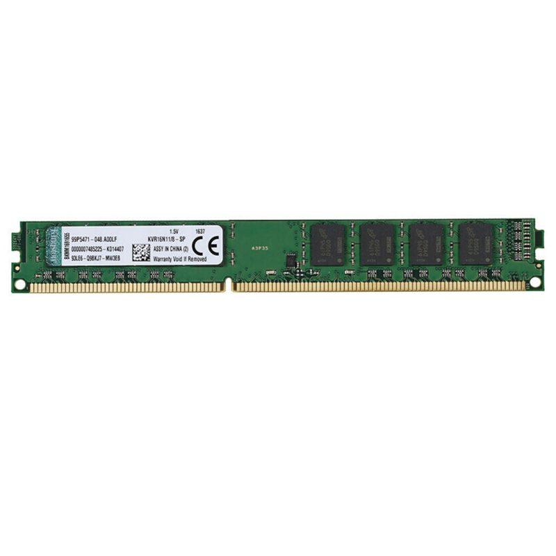 DDR3 8GB KINGSTON 1600MHZ CL11