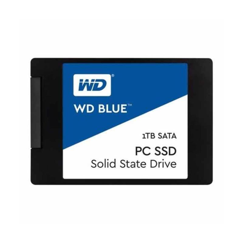 Disco Ssd Wd 1Tb Blue Sata 3 3D 25