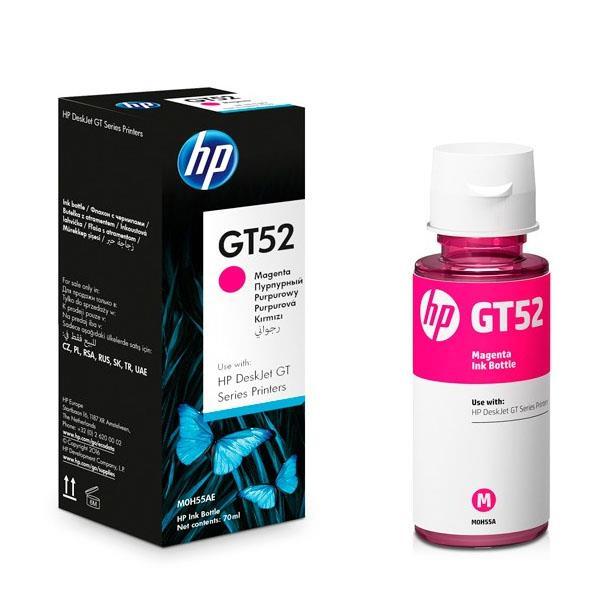 Hp Original GT52 - Botella de tinta Magenta