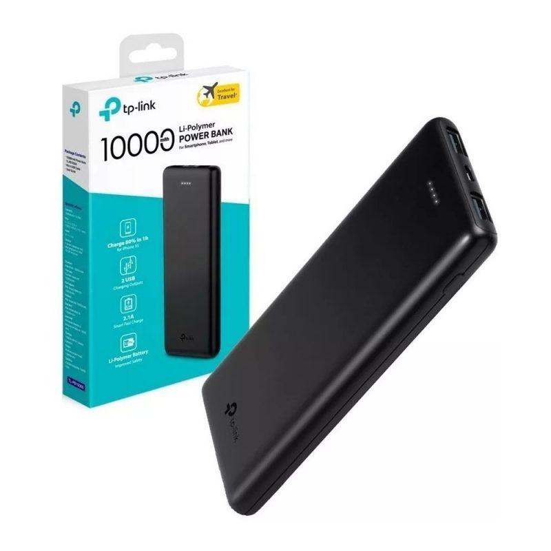CARGADOR PORTATIL TP-LINK 10000MAH USBX2 PB10000