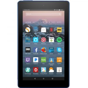 TABLET 7 AMAZON FIRE 7 1G+16G BLUE  FIRE OS - 2019