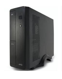 Gabinete Cl-S101 PC Slim c/ fuente 600W