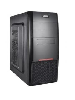 Gabinete CM-2803 PC Case c/ fuente 600W