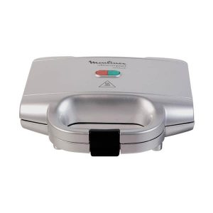 Sandwichera Moulinex 700W Gris.