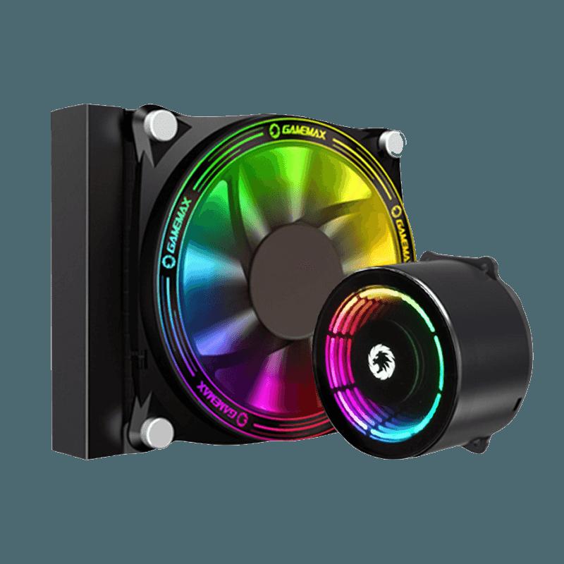 CPU COOLER GAMEMAX  WATER  ICECHILL120 ARGB AIO
