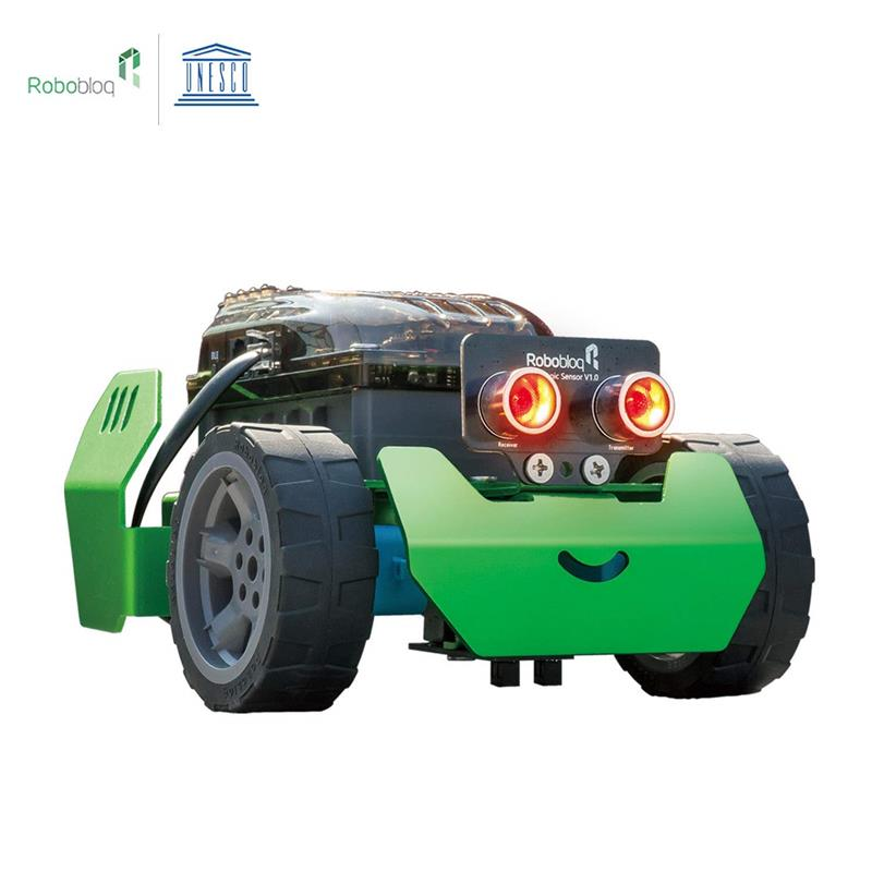 Robot Qscout Educativo Ensamble Programación