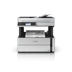 Impresora Multifuncion Epson M3170 Monocromatica Sistema Continuo FaxWifi