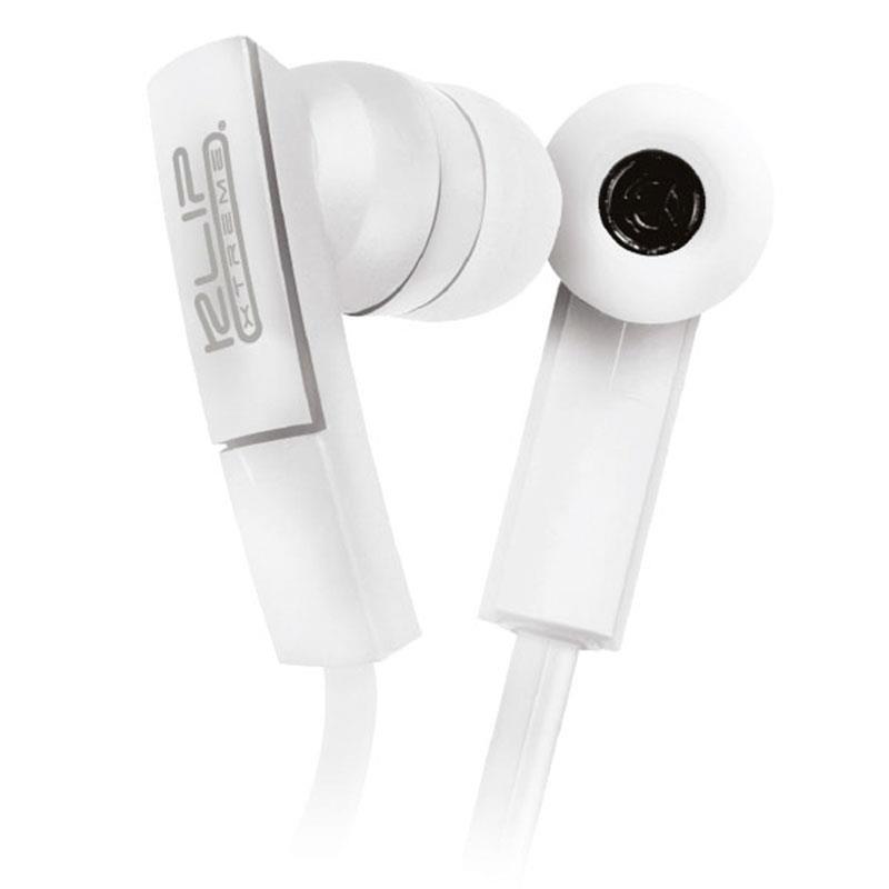 Auricular Klipxtreme In-Ear Vol-Mic White
