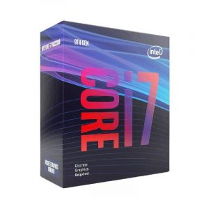 Micro Intel 1151 Core I7-9700F Coffe Lake 30Ghz 12Mb 65W Intel SVideo