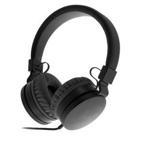 Auricular Xtech Alloy Black Headphone Mic