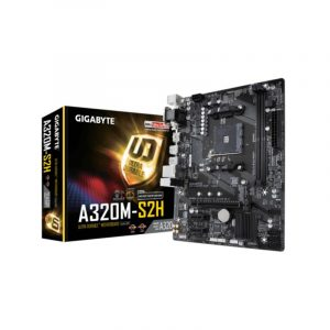 MB AMD (AM4) GIGABYTE A320M-S2H (GA-A320M-S2H )