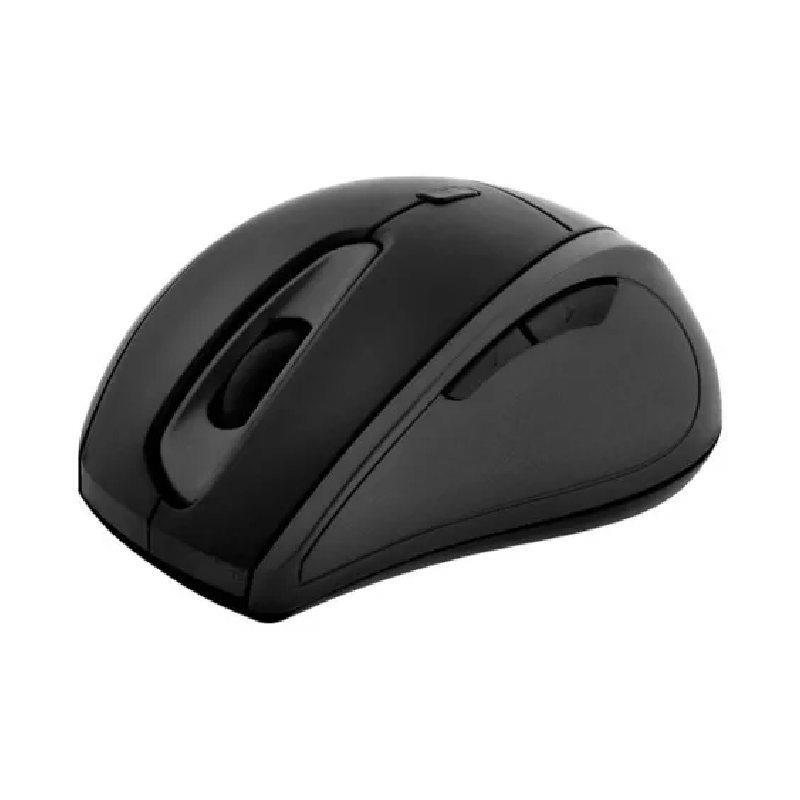 Mouse Klipxtreme Wireless 6 Botones Business Nano Dongle Black Anchor