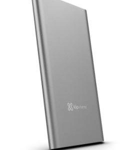Power Bank Klipxtreme Bnk Pwr Kbh-155Sv 5000Mah 21A Output Silver (Kbh-155Sv)