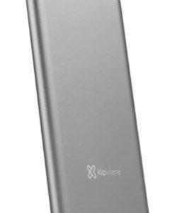 Power Bank Klipxtreme  Bnk Pwr  8000Mah 31A Total Output Silver (Kbh-175Sv)