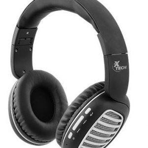 Auricular Xtech Xtech Palladium Headphones Wls Bt Black-Sv VolMic Xth-630S