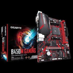 Mother AMD (AM4) Gigabyte B450M Gaming (Rev 10)