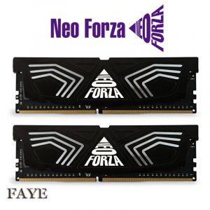 Memoria Udimm Neo Forza 32GB Kit ( 2x16Gb ) DDR4 3600Mhz