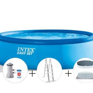 Pileta Intex Easey Set -  457x122 cm cbomba