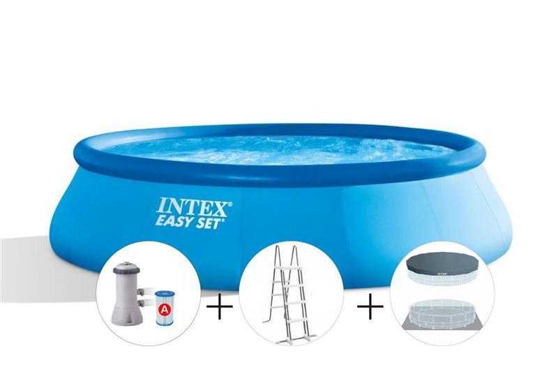 Pileta Intex Easey Set -  457x122 cm cbomba