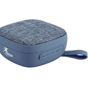 Mini Parlante Portátil Con Bluetooth® y Micrófono - Yes  Xtech (Xts-600Bl)