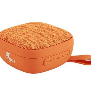 Mini Parlante Portátil Con Bluetooth® y Micrófono - Yes  Xtech (Xts-600Or)