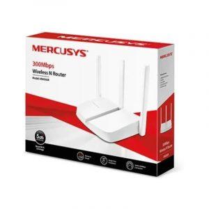Router Wireless Mercusys MW305R - 300MBPS 3 Antenas