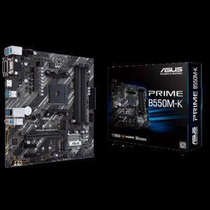 MB Amd (am4) Asus Prime B550M-K