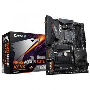 MB AMD (AM4) GIGABYTE B550 AORUS ELITE AX V2