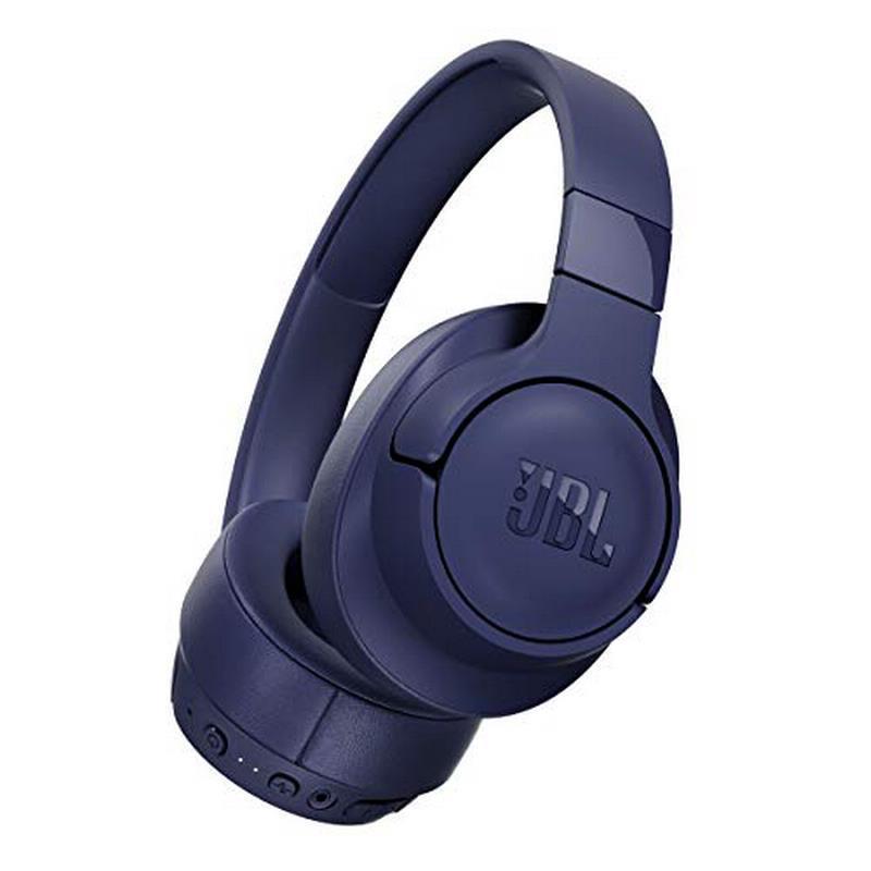 AURICULAR OVER EAR BT JBL T750BT NOISE CANCELING AZUL
