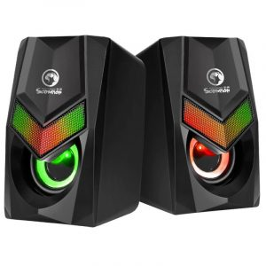 PARLANTES USB MARVO SG-118 3.5MM LED