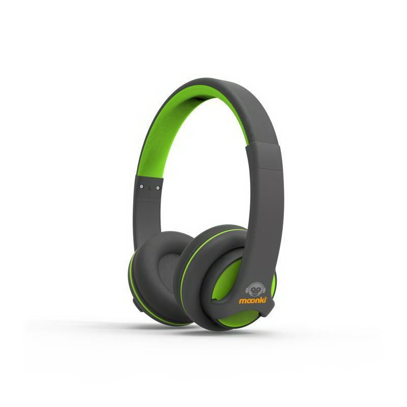 AURICULAR VERDE ON EAR MOONKI SOUND MH-O613