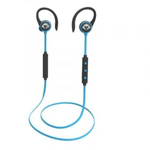 AURICULAR DEPORTIVO AZUL BLUETOOTH HOOK EAR MOONKI SOUND MH-H616BT