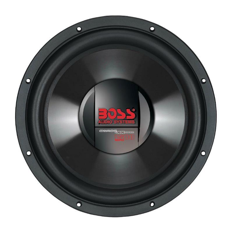 "SUBWOOFER BOSS CX124DVC 12"" DUAL"