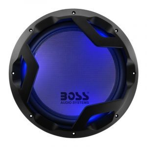 "SUBWOOFER BOSS PD12LED 12"" 1600W 4OHM DVC LED"