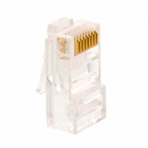 Nexxt RJ45 Plug Connect Cat 5e 50U