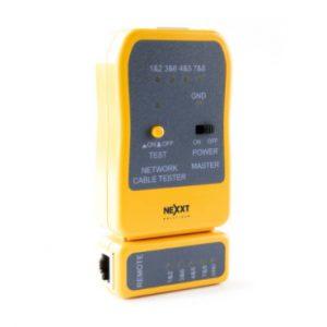 Nexxt Probador para cable de Red