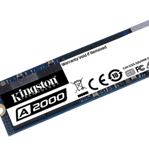 Disco Solido Kingston SSD m.2 A2000 NVME 500GB