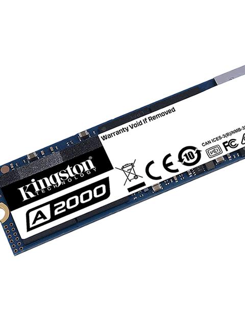 Disco Solido Kingston SSD m.2 A2000 NVME 500GB