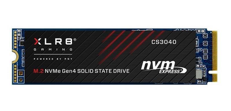 SSD M.2 PNY CS3040 1TB NVMe CON DISIPADOR M280CS3040HS-4TB-RB