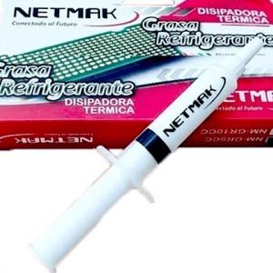 Grasa Disipadora Termica NetMak 5cc