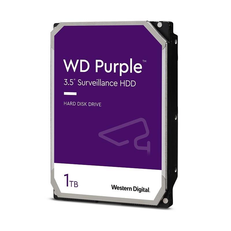 """HD 1TB WESTERN DIGITAL PURPLE 3.5"""" 7200RPM"""