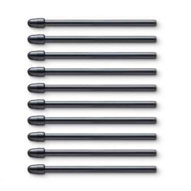 Puntas de repuesto x 10u Wacom Pro Pen 2 y 3D