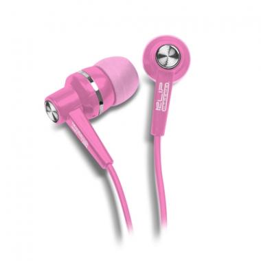 Auriculares estéreo KoolBuds rosa KSE-105PK