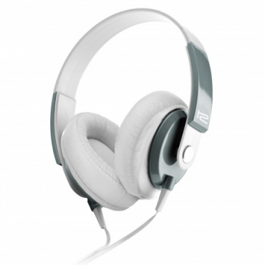 Auriculares estéreo Obsession blanco