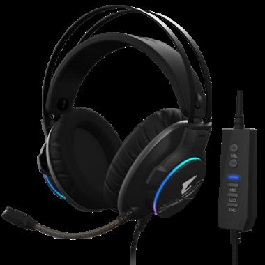 Auricular Gaming AORUS H1 - 7.1 RGB USB